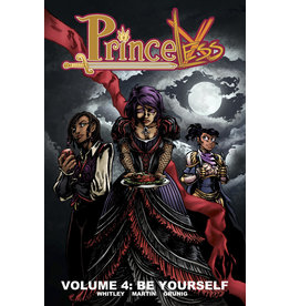 ACTION LAB PRINCELESS TP VOL 04 BE YOURSELF