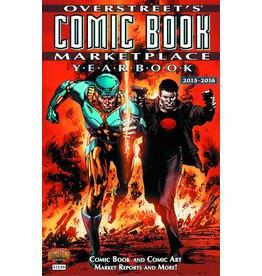 GEMSTONE PUBLISHING OVERSTREET COMIC BK MARKETPLACE YEARBOOK 2015 VALIANT CVR