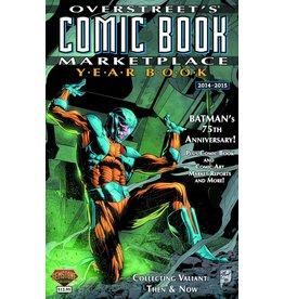 GEMSTONE PUBLISHING OVERSTREET COMIC BK MARKETPLACE YEARBOOK 2014 X-O MANOWAR CV