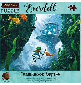 EVERDELL PEARLBROOK DEPTHS 1000 PIECE PUZZLE
