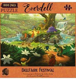 EVERDELL BELLFAIRE FESTIVAL 1000 PIECE PUZZLE