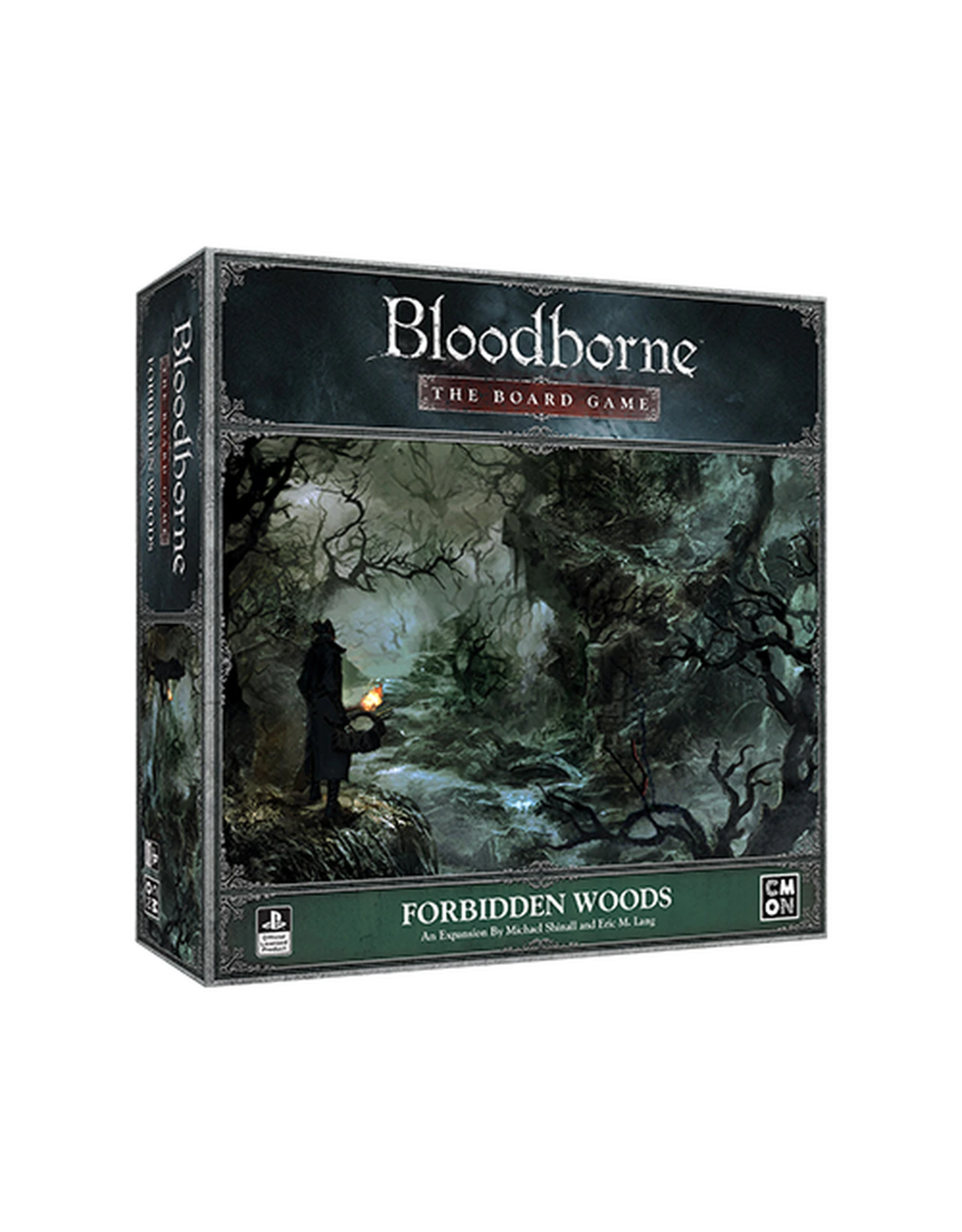 CMON PRODUCTIONS BLOODBORNE THE BOARD GAME THE FORBIDDEN WOODS EXPANSION