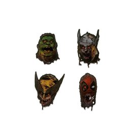 MARVEL ZOMBIES 4 PIN PACK