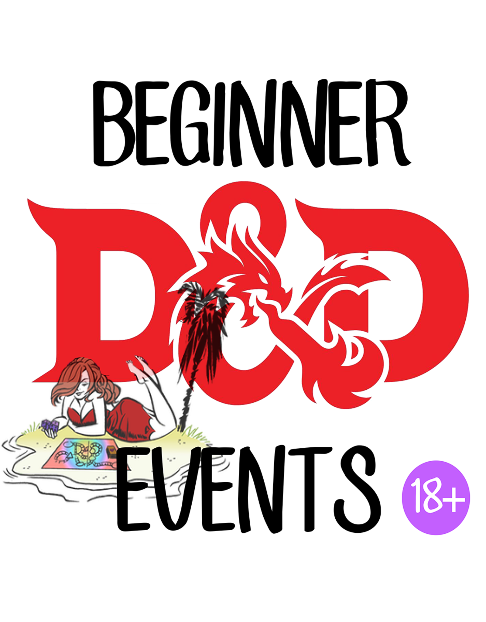 BEGINNER LEVEL D&D FOR ADULTS (ONLINE)
