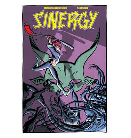 IMAGE COMICS SINERGY TP