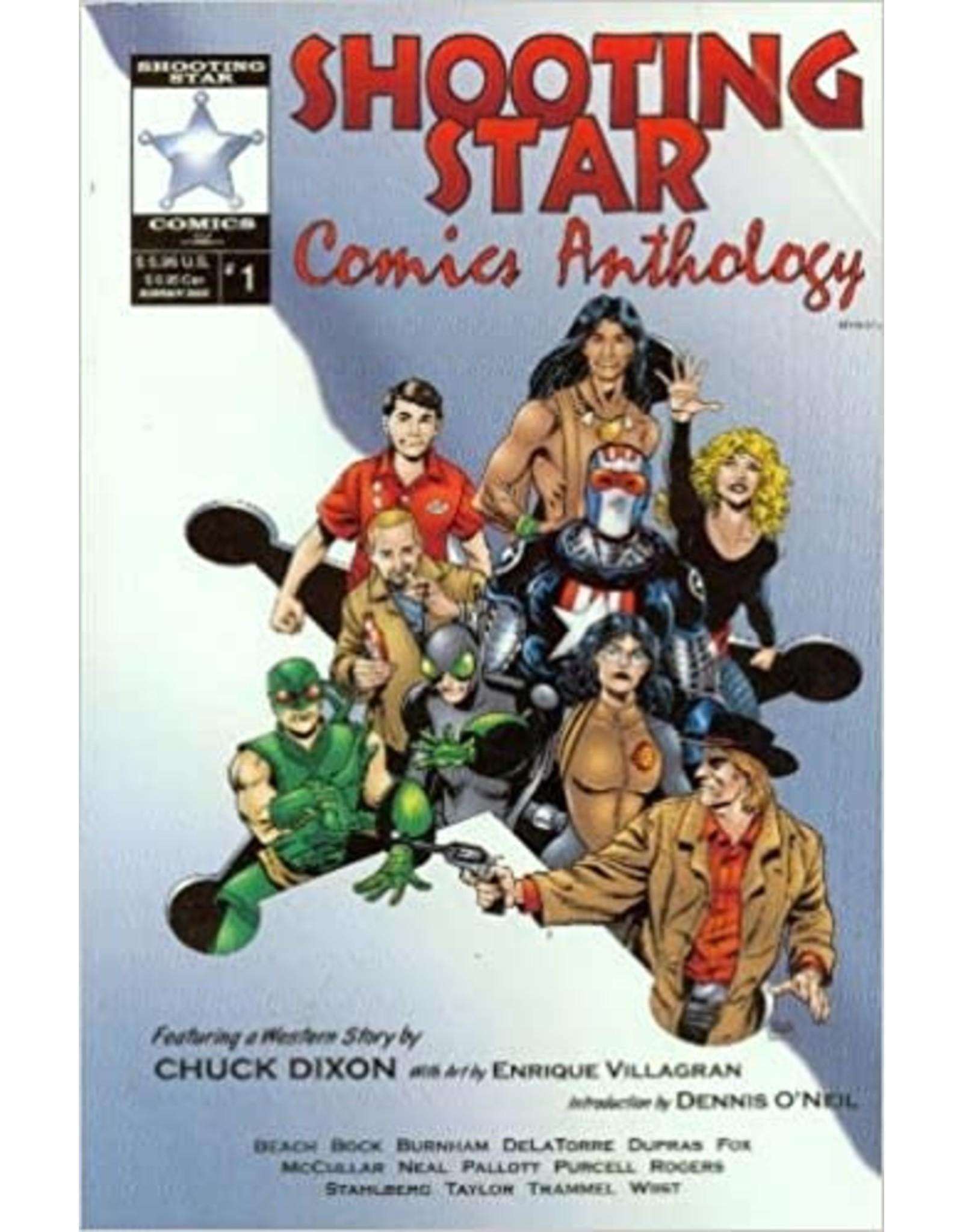 SHOOTING STAR COMICS SHOOTING STAR COMICS ANTHOLOGY #1
