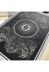 ILLOGICAL ASSOCIATES THE SHADOW OF OZ: TAROT DECK THE BAUM SILVER EDITION