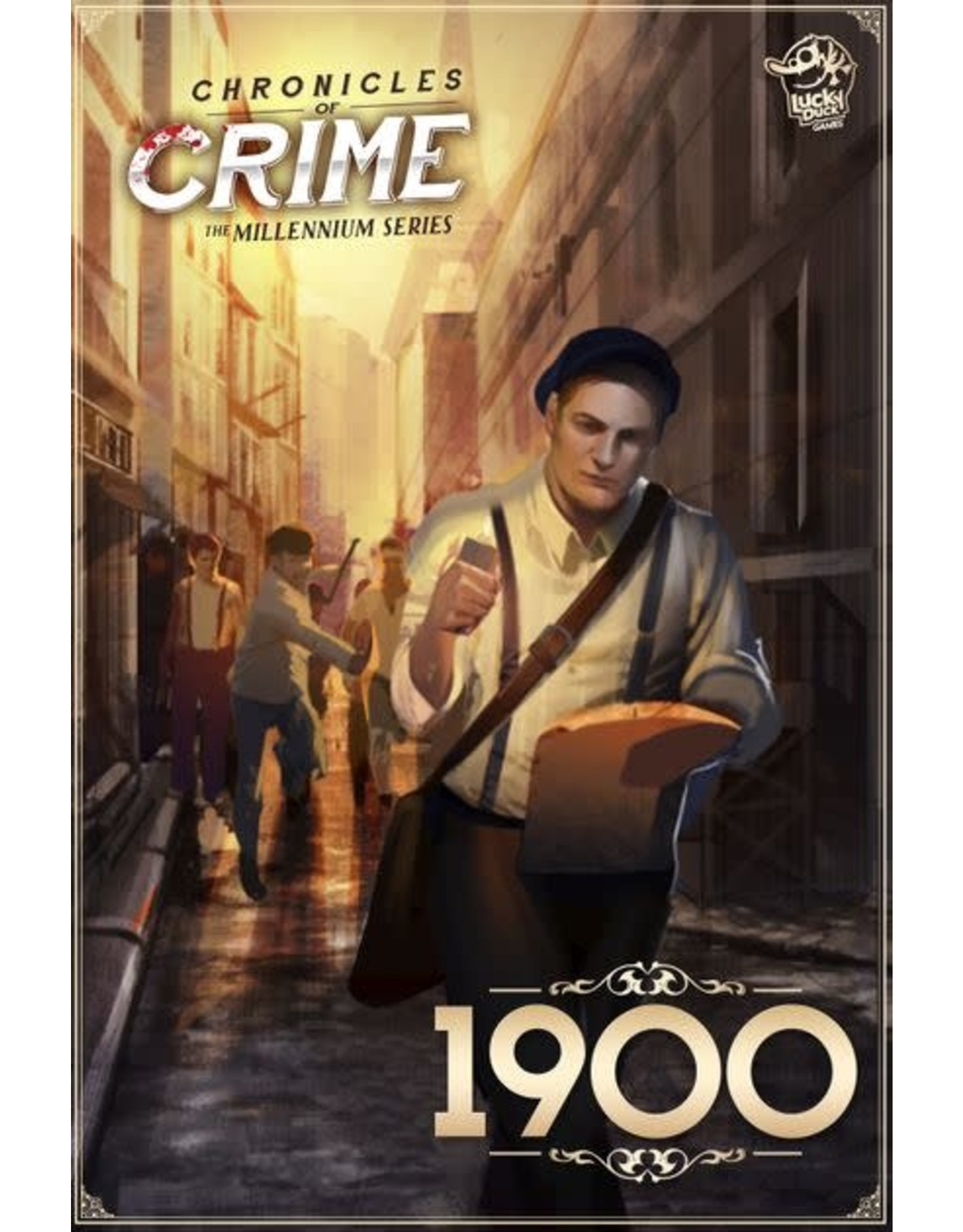 CHRONICLES OF CRIME 1900 STANDALONE EXPANSION