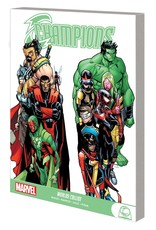 MARVEL COMICS CHAMPIONS GN TP WORLDS COLLIDE
