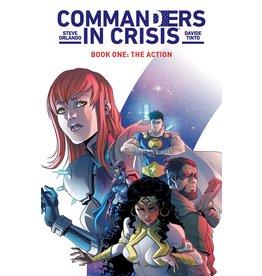 IMAGE COMICS COMMANDERS IN CRISIS TP VOL 01