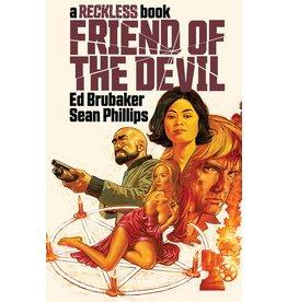 IMAGE COMICS FRIEND OF THE DEVIL HC A RECKLESS BOOK