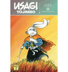 IDW PUBLISHING USAGI YOJIMBO TP VOL 02 HOMECOMING