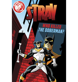ACTION LAB STRAY WHO KILLED THE DOBERMAN TP