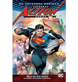 DC COMICS SUPERMAN ACTION COMICS TP VOL 04 THE NEW WORLD (REBIRTH)