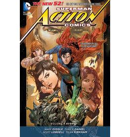 DC COMICS SUPERMAN ACTION COMICS TP VOL 04 HYBRID