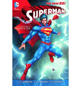 DC COMICS SUPERMAN HC VOL 02 SECRETS AND LIES