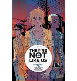 IMAGE COMICS THEYRE NOT LIKE US TP VOL 02