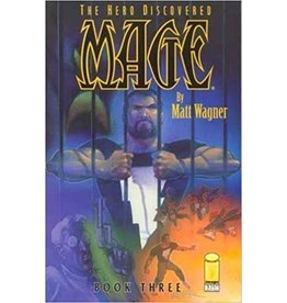 IMAGE COMICS THE HERO DISCOVERED MAGE BOOK 3