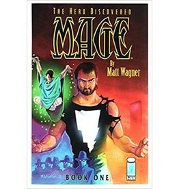 IMAGE COMICS THE HERO DISCOVERED MAGE BOOK 1