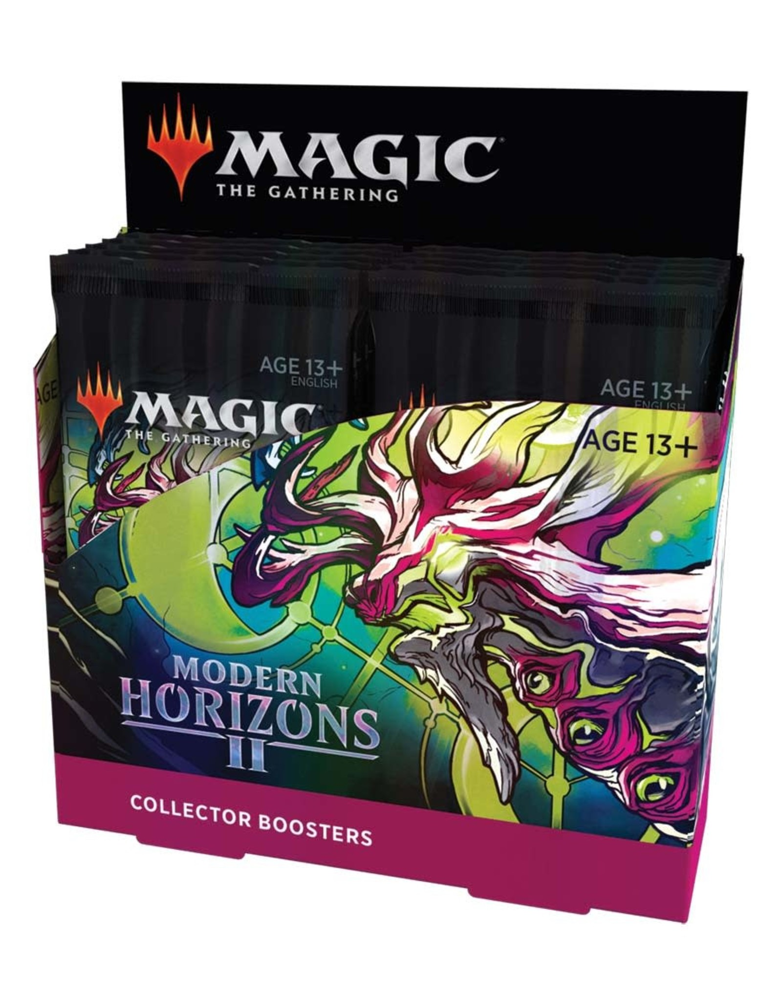 WIZARDS OF THE COAST MODERN HORIZONS II COLLECTOR BOOSTER BOX PRE-ORDER