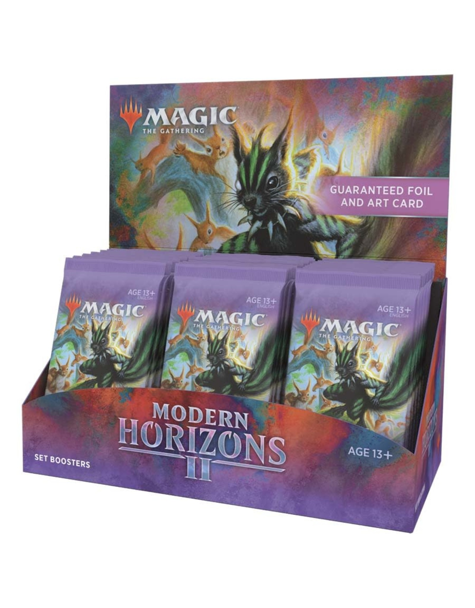 WIZARDS OF THE COAST MODERN HORIZONS II SET BOOSTER BOX PRE-ORDER