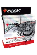 WIZARDS OF THE COAST MTG ADVENTURES IN THE FORGOTTEN REALMS COLLECTOR BOOSTER BOX PRE-ORDER