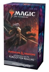 WIZARDS OF THE COAST MTG ADVENTURES IN THE FORGOTTEN REALMS TAKE HOME PRERELEASE EVENT