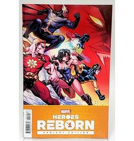 MARVEL COMICS HEROES REBORN #1 (OF 7) MCGUINNESS VAR