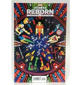 MARVEL COMICS HEROES REBORN #1 (OF 7) VEREGGE VAR