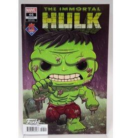 MARVEL COMICS (BUY - SELL) IMMORTAL HULK #46 HAYHURST PX FUNKO VAR