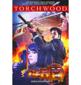 TITAN COMICS TORCHWOOD TP VOL 01 WORLD WITHOUT END