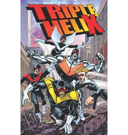IDW PUBLISHING TRIPLE HELIX TP