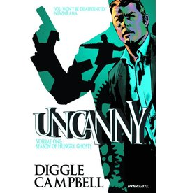 D. E. UNCANNY TP VOL 01 SEASON OF HUNGRY GHOSTS