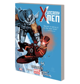 MARVEL COMICS UNCANNY X-MEN TP VOL 02 BROKEN