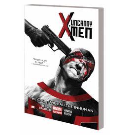 MARVEL COMICS UNCANNY X-MEN TP VOL 03 GOOD BAD INHUMAN