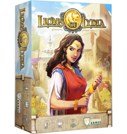 BELLWETHER GAMES LIONS OF LYDIA