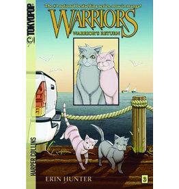 HARPER COLLINS PUBLISHERS WARRIORS GN VOL 03 WARRIORS RETURN (OF 3)