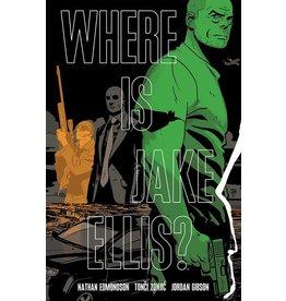 IMAGE COMICS WHERE IS JAKE ELLIS TP