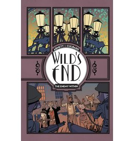 BOOM! STUDIOS WILDS END TP VOL 02 ENEMY WITHIN