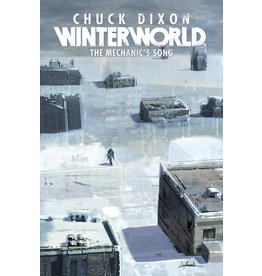 IDW PUBLISHING WINTERWORLD TP BOOK 01 MECHANICS SONG