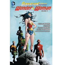 DC COMICS SENSATION COMICS FEATURING WONDER WOMAN TP VOL 02