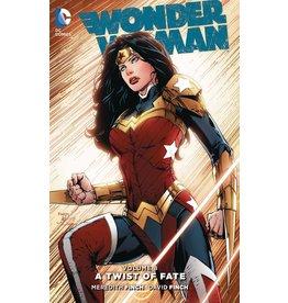 DC COMICS WONDER WOMAN TP VOL 08 TWIST OF FATE
