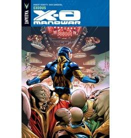 VALIANT ENTERTAINMENT LLC X-O MANOWAR TP VOL 10 EXODUS