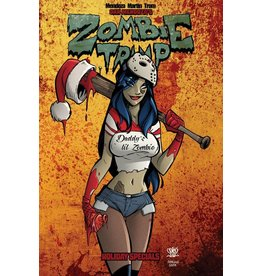 ACTION LAB ZOMBIE TRAMP DOES THE HOLIDAYS TP