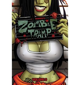 ACTION LAB ZOMBIE TRAMP TP VOL 09 SKANKS SHANKS AND SHACKLES