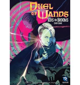 ALLIANCE GAMES DISTRIBUTORS KIDS ON BROOMS CARD GAME - DUEL OF WANDS