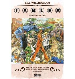 DC COMICS FABLES COMPENDIUM TP VOL 02