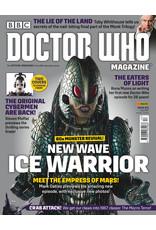 DOCTOR WHO MAGAZINE #513