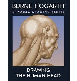 WATSON GUPTILL HOGARTH DRAWING THE HUMAN HEAD SC