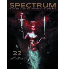 FLESK PUBLICATIONS SPECTRUM TP VOL 22